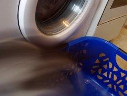Wäschekorb 3 - Nix wie weg!